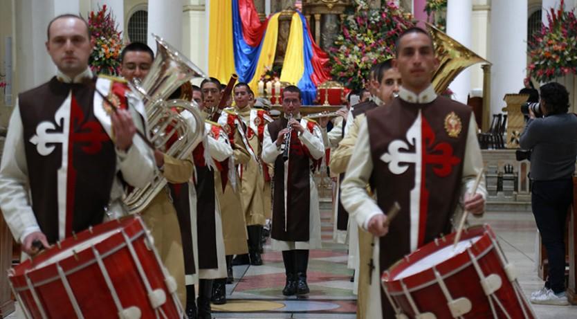 Centenario de la Coronación de la Virgen del Rosario de Chiquinquirá